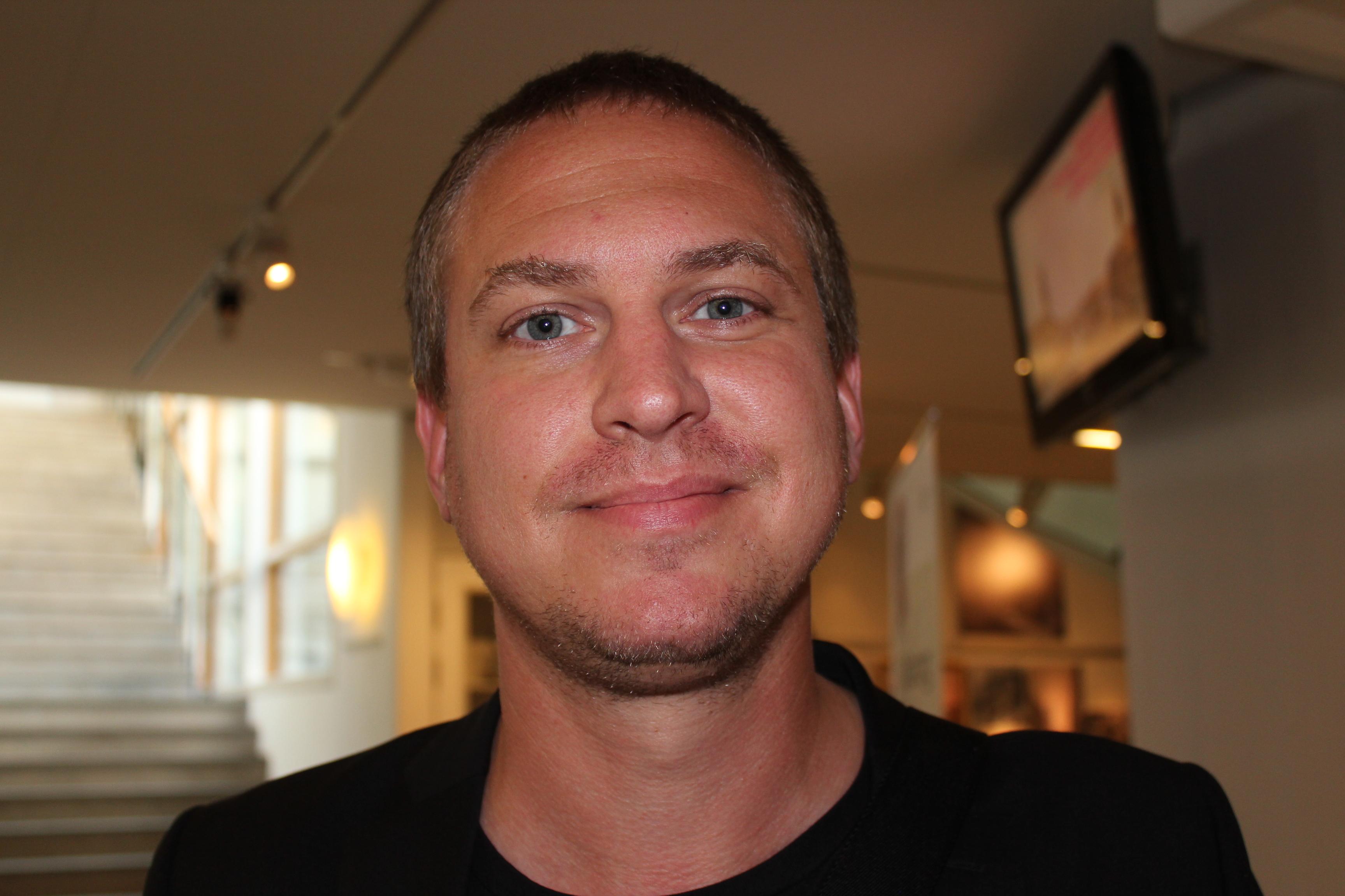 7. Martin Lindstaf Cedervall