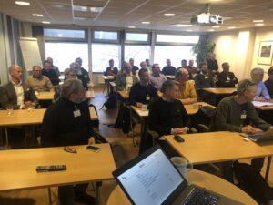 deltagare på workshop inom Beloks Fördjupningsområde Digitalisering